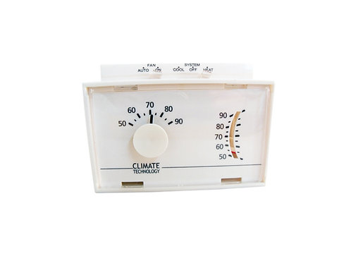 Mechanical Thermostat 50'F to 90'F Heating/Cooling 43004A