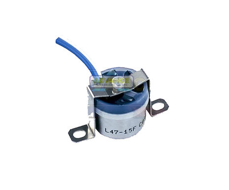 Thermostat 2-Wire Open 70°F Close 50°F Surface Mtn