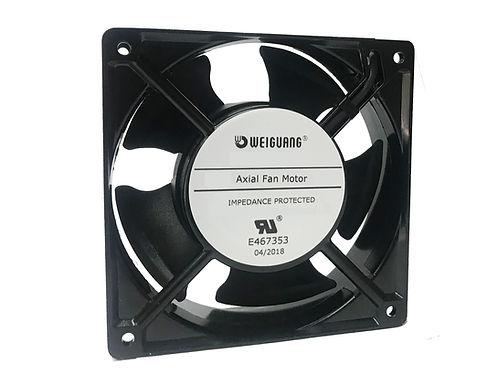 High Speed YJF12038HB Cooling AC, 2,600/2,800 r/min
