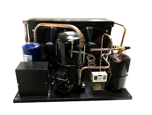 Indoor KM7524Z-2 Unit 3 HP Med Temp R404A 220V 1 PH.