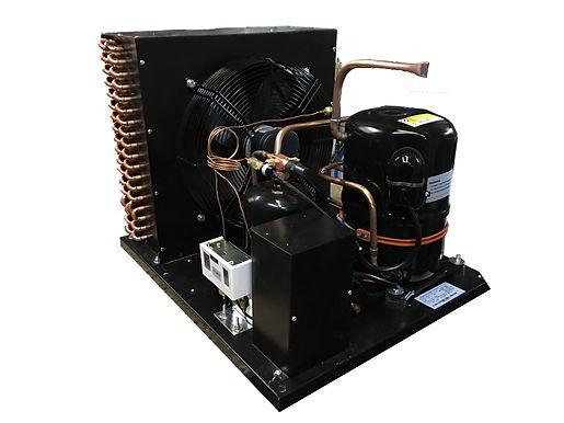 Outdoor KM7514Z-2 Unit 1-1/2HP,Med Temp R404A 220V
