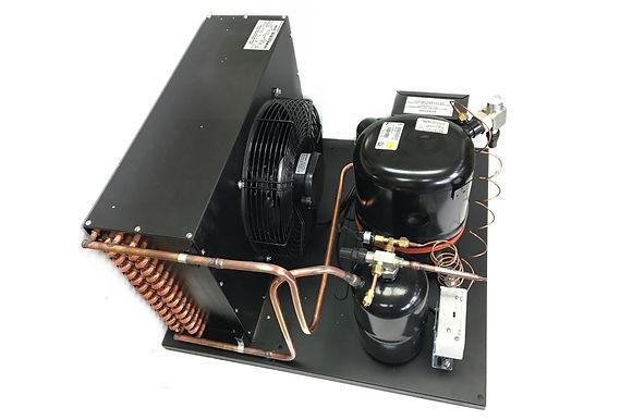 Outdoor QT AWA2479ZXD Unit 2 HP, R404A, 220V/1PH