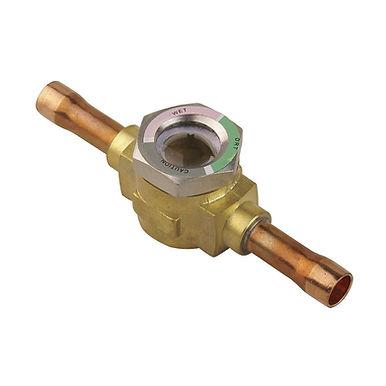 "Liquid Moisture Indicator Sight Glass 1/2"" ODF"