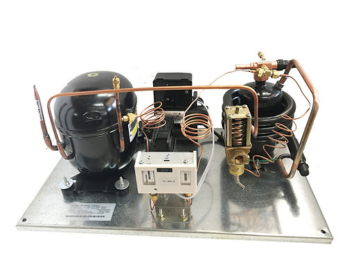 Water Cooled NT2168GKV1 3/4HP Low Temp R404a 115V