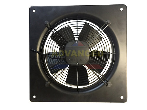 "(S)High Speed Exhaust Fan 3,800 CFM, 20"" Blade, 115"