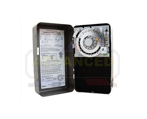 Supco S814500 Commercial Defrost Timer w/Case 120V