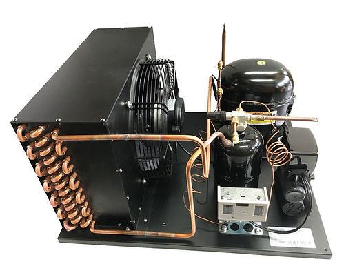 Outdoor NT2212GKV Unit 1-1/2 HP LBP R404A 220V