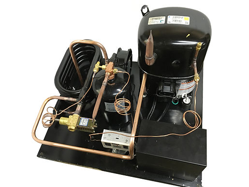 Water QT AGA9534ZXT Unit 4+ HP, R404A, 220V/3PH