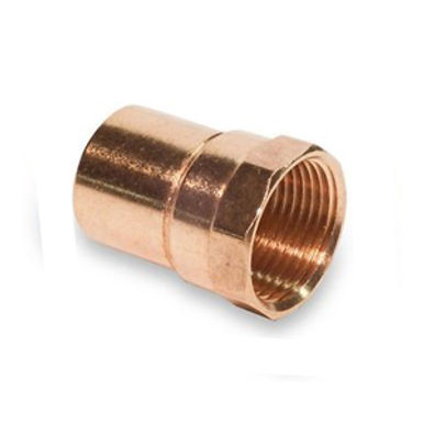 Copper Female Adapter (Size 2)