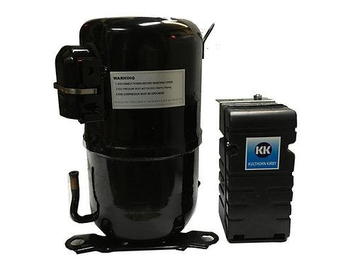 Kulthorn WJ2450Z1 Compressor 1+HP, R404a 115V