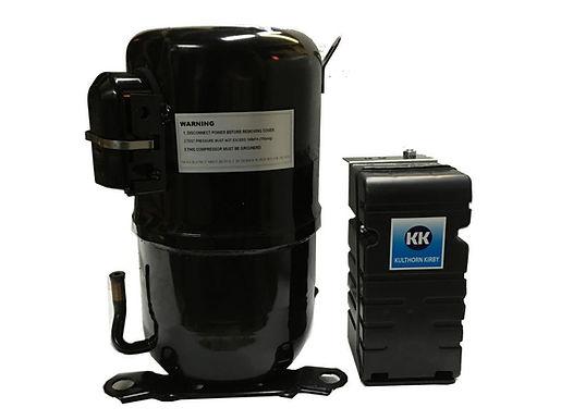 Kulthorn KM7514Z-2 Compressor 1-1/2HP, R404A 220V