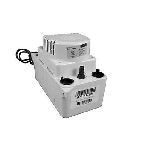 Smart Electric Condensate Removal Pump 115V w/20 ft Hose