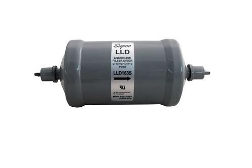 "LLD163S Liquid Line Drier 3/8"" ODF"