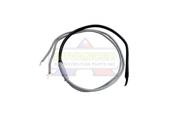 "SH503 Drain Defrost Heater 18"" Metal Braid 240V"