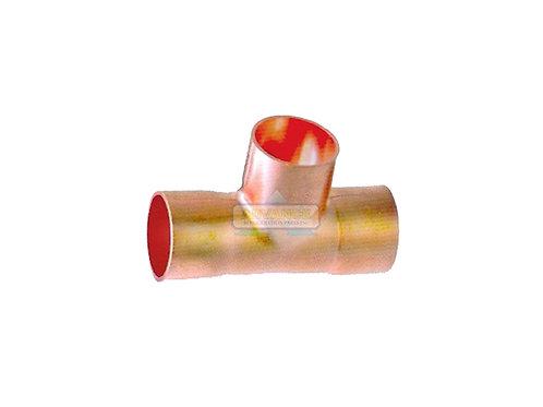 Copper Tee HVAC Grade