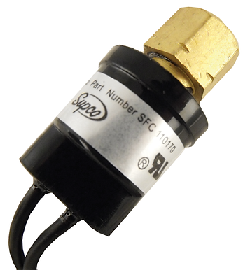 Fan Cycling Pressure Switch (Various Range)