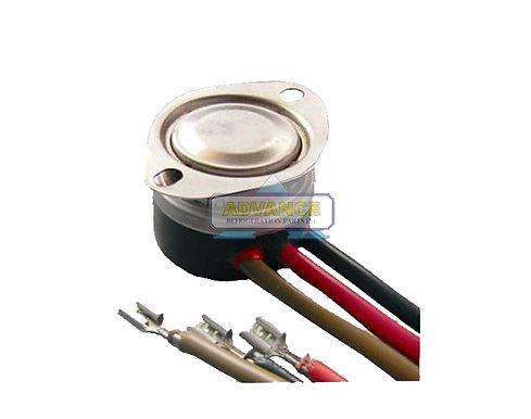 Thermostat 3-Wire Open 75°F Close 40°F Surface Mnt