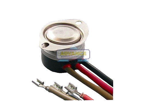Thermostat 3-Wire Open 55°F Close 35°F Surface Mnt