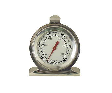 Hanging/ Standing Oven Thermometer 100°F to 600°F
