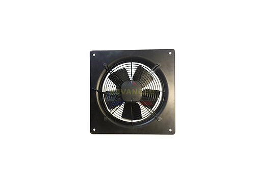 "(B)High Speed Exhaust Fan 380 CFM, 8"" Blade, 115V"