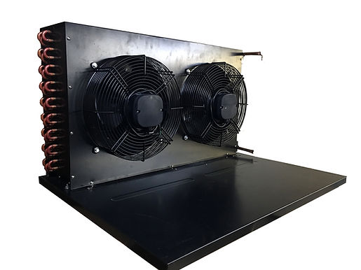 Cond. G Set Coil, Fan and Base for 3 HP Unit, 220V