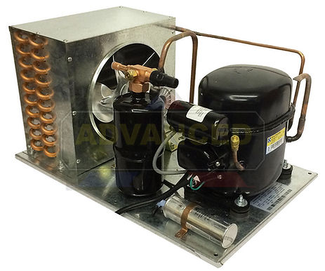 Outdoor KB2413Y-1 Low Temp 1/3HP, R134a, 115V
