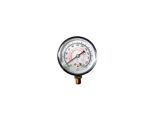 Compound Gauge Low Pressure Gauge