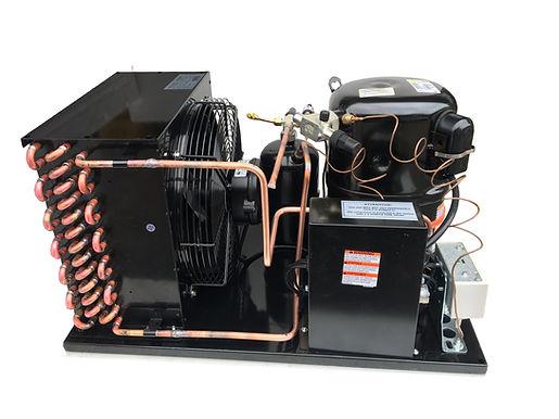 Indoor QT AWA2440ZXD Unit 1 HP Low Temp R404A 220V