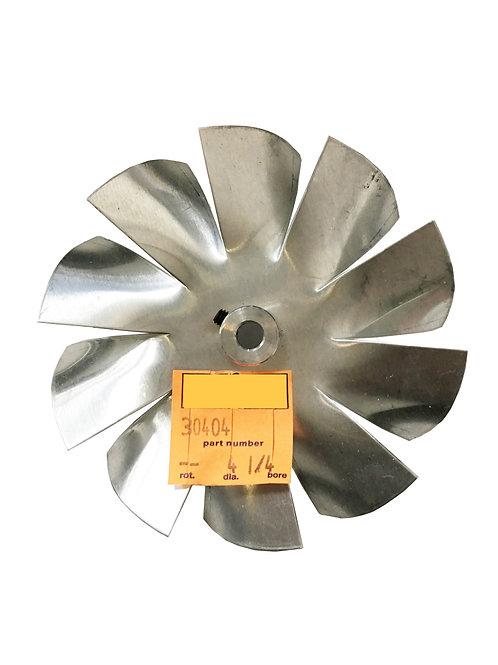 Paddle fan blade