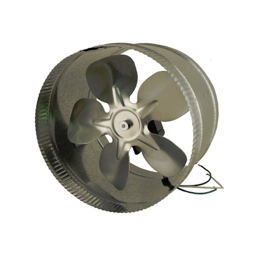"Duct Booster 10"" Energy Saving 115V"
