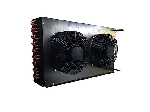 Cond. H  Coil with Fan for 4 HP Unit, 220V