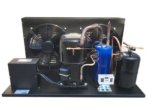 Indoor QT AGA9542ZXT Unit 5 HP, Commercial Temp, R404A, 220V/3PH