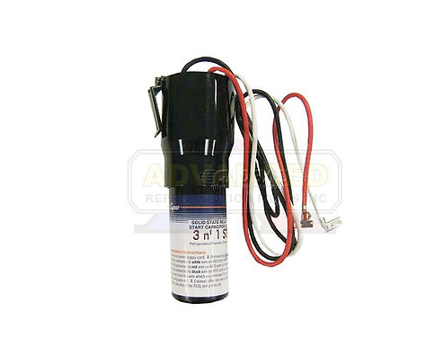 Supco 3 N'1 Relay Overload & Capacitor 1/2 HP 230V