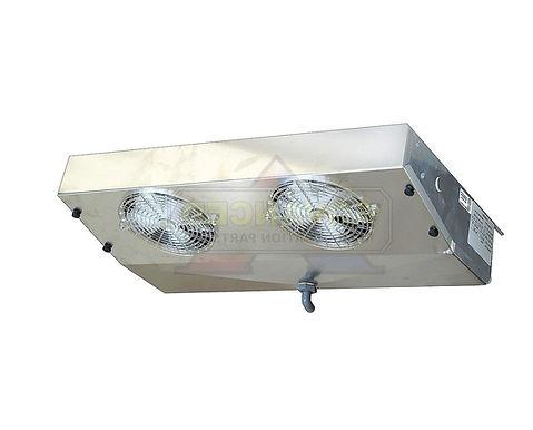 Two Fans 1,600 BTU, 115V or 220V (Model: EVTF160)