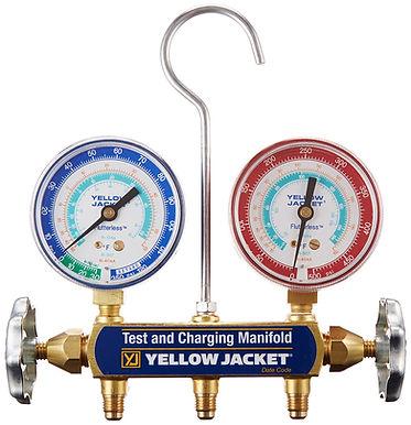 Yellow Jacket Manifold Gauge R134a/404A