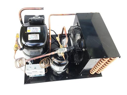 Outdoor QT AJA7461YXA Unit 3/4 HP, R134a, 115V/1PH