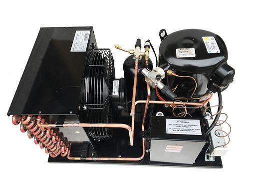 Outdoor QT AWA2440ZXD Unit 1 HP LowTemp R404A 220V