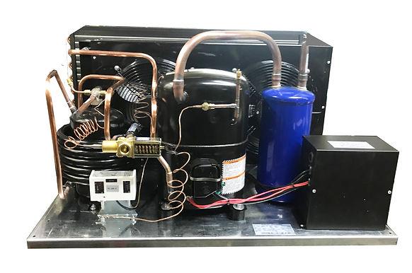 Combo Air & Water QT AGA5561EXT Unit 5 HP, High Temp, R22, 220V/3PH