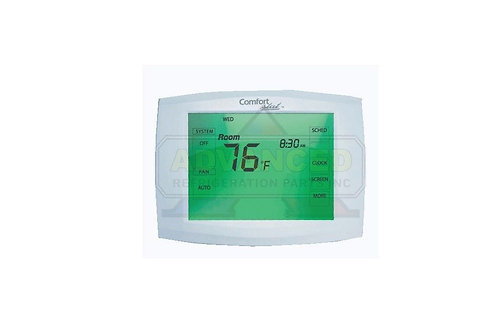 Economic Touchscreen Wall Thermostat 3 Heat 2 Cool