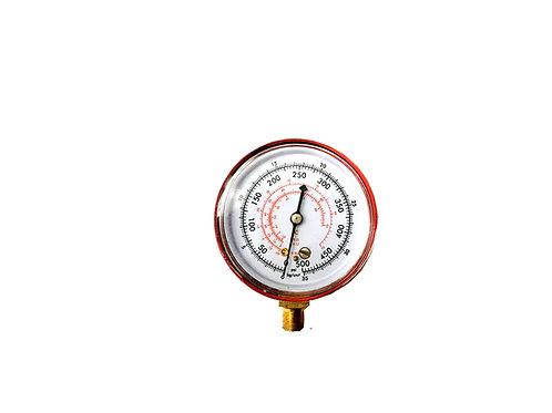 Manifold High pressure Gauge