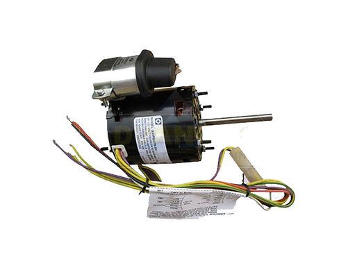 "3.3"" DIA Fan Motor 1/10HP, Reversible, 3000RPM, 220V (MTAD33D301SA-21+)"