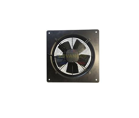 "(S)High Speed Exhaust Fan 470 CFM, 10"" Blade, 115V"