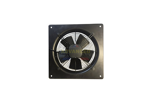 "(S)High Speed Exhaust Fan 470 CFM, 10"" Blade, 115V"