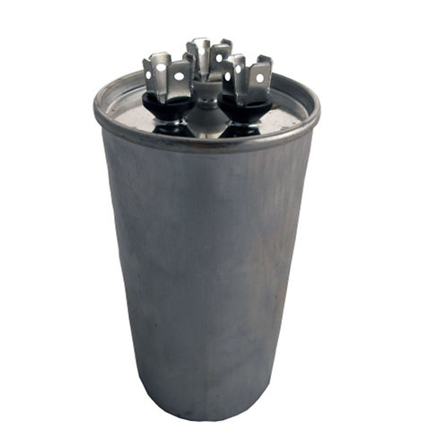 Round Dual Run Capacitor CD50+7.5X440R