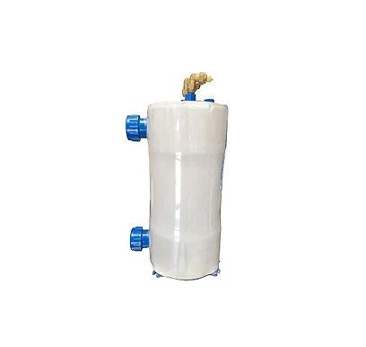 3 HP Pure Titanium Evaporators for Saltwater Aqua