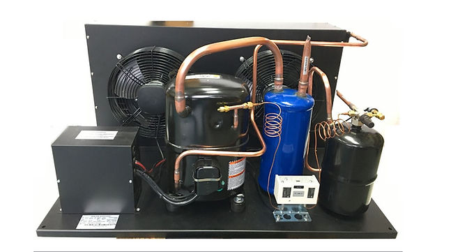 Outdoor QT AVA2512ZXT Unit 3 HP, R404A, 220V/3PH