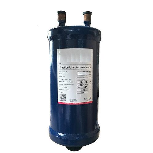 """Suction Refrigerant Accumulator 5/8"""", 3/4"""" or 7/8"""""""