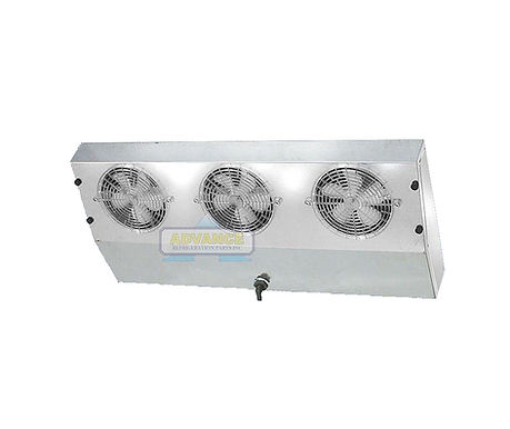 Three Fans 2,150 BTU 115V or 220V (Model: EVTF215)