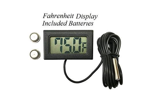 FMP-20 Mini LCD Digital Indoor/Outdoor Temp. Meter