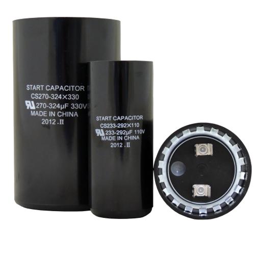 Round Start Capacitor CS161-193X330